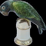 Life Size Bavaria Parrot Figurine