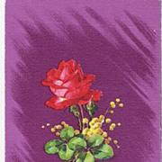 """Roses"" - Artist Signed - C Klein - Flowers"