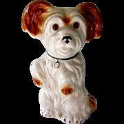 Kaiser Perfume Lamp Terrier Dog Vintage