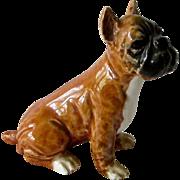 Vintage Jane Callender Boxer Dog #02