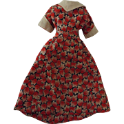 Vintage Dress and Apron for a China