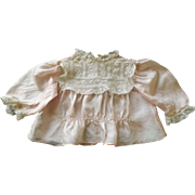 Doll's Pink Silk Blouse