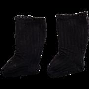 Nice Pair of Factory Doll Socks