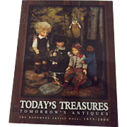 Today's Treasures, Tomorrow's Antiques by Florence Theriault