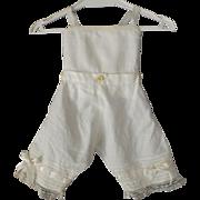 One-Piece Doll Underwear Set