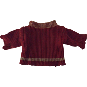 SOLD Steiff Teddy Bear Sweater