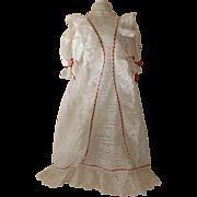 Gorgeous Antique Doll Dress