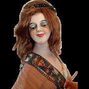 Galluba & Hofmann Large Standing Bathing Beauty Figurine