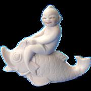 Bathing Beauty Figurine Merboy