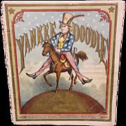 McLoughlin Bros. Yankee Doodle Children's Book
