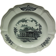The Federal City Porcelain Plate Set by Wedgwood – The White House
