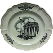 The Federal City Porcelain Plate Set by Wedgwood – The Supreme Court