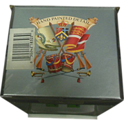 Mouse over image to zoom      Britains-W-Collection-consisting-of-4-cast-iron-Scots-Guards-and