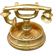 Stangl Gold Phone
