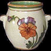 "REDUCED Miniature ""Weller Pottery"" Flower Vase !!!"