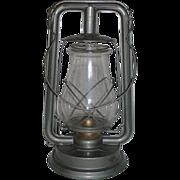 "REDUCED Near Mint ""PAULL'S LEADER No 0"" Lantern with Original marked Globe ! Circa 1"