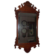 REDUCED Historic Coleman Mansion Estate Chippendale Mirror with Provenance Letter !!!