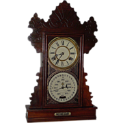 "SOLD Rare ""Feichtinger Patented Perpetual Calendar"" in a Waterbury ""Hendon"""