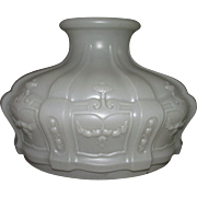 REDUCED Aladdin Lamp Original Model #401 Shade with 8 3/4 inch base fitter Circa ...