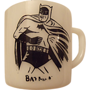 SALE 1966 Westfield Batman Advertising Mug