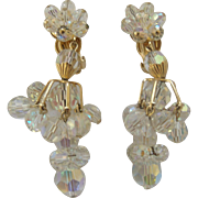 Crystal Chandelier Earrings