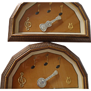 Miniature Instruments Shadow Boxes