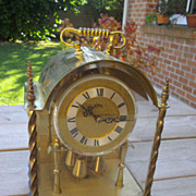 SALE Vintage 400 Day German Koma Clock