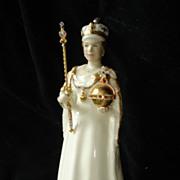 SALE Royal Doulton Queen Elizabeth ll Coronation