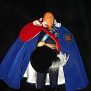 SALE Peggy Nisbit Designer Doll Sir Winston Churchill