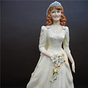 SALE Royal Doulton Duchess Of York