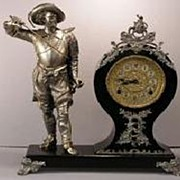 Antique French Don Juan Clock