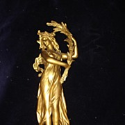 """French """"Rancoulet Societe"""" Bronze Statue"""