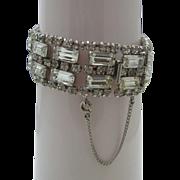 Stunning Kramer Cocktail Bracelet c1960's