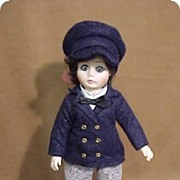 Madame Alexander Character Doll Laurie Little Men C1962 All original Near Mint-M condition