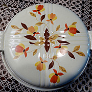 Hall's China Jewel Tea Autumn Leaf  Covered Casserole 2 Quart M/NM
