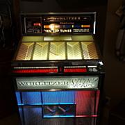 SALE PENDING 1963 Wurlitzer Jukebox Model 2700 Multi Selector Early Stereo Phonograph Professi