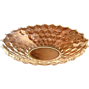 "Fostoria American 11 1/2"" Oval Vegetable Bowl"