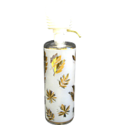 Libbey Golden Foliage Liquor Bottle with Dispenser