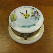 Antique Victorian Patch Box