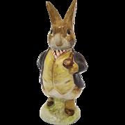 Beswick Mr. Benjamin Bunny Figurine