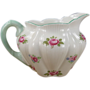 Shelley Dainty Shape Roses Creamer