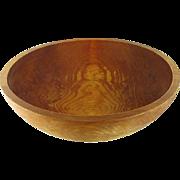 SALE Vintage Large Dough Bowl