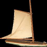 Sailing Pond Boat