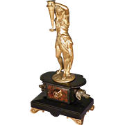 Bronze Statue of Egyptian Woman