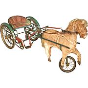 Child's Pony Pedal Cart