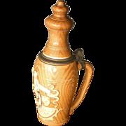 German Bowling Stein, Beer Mug