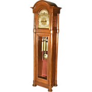 Grandfather Clock by Bawo & Dotter