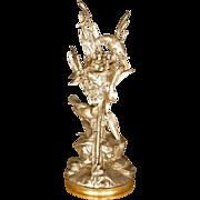 Animalier Bronze of Birds