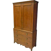Pennsylvania Linen Press, Cupboard