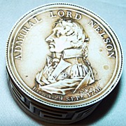 SOLD Admiral Lord Nelson Box
